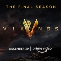 Final Ten Episodes of VIKINGS Will Premiere on Amazon Prime Video Photo