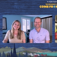VIDEO: Irene Sankoff & David Hein Open Up About the Magic of Seeing COME FROM AWAY On Photo