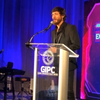 Chris Janson Honored With Excellence In Creativity Award At 2019 IP Champions Gala  Photo