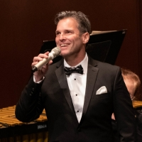Sharon Playhouse Welcomes Broadway Star Hugh Panaro for One Night Only Cabaret Photo