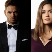 Kellan Lutz, Torrey DeVitto And Ola Rapace Win In Palm Springs Photo