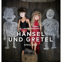 Roger Ballen Designs Cape Town Opera's HANSEL & GRETEL Photo