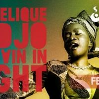 FirstWorks Will Welcome Global Superstar Angélique Kidjo