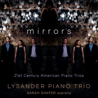 Lysander Piano Trio Announces New Album MIRRORS Photo