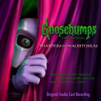 Krystina Alabado, Alex Brightman & More to be Featured on GOOSEBUMPS THE MUSICAL:  PH Photo