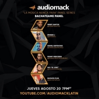 Audiomack Latin Presenta El Panel 'Bachateame' Photo