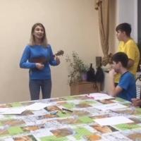#MeaningfulMonday - Meet Elizaveta with Student Mentors Photo