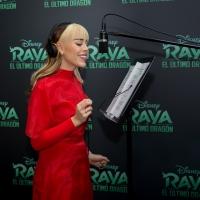 Danna Paola canta 'Hasta Vencer' en la nueva película de Disney RAYA Y EL ÚLTIMO DRAGÓN Photo