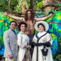 Photo Flash: Get A First Look At The Company Of Pittsburgh Opera's FLORENCIA EN Photos