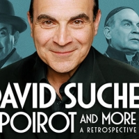 David Suchet Will Ehbark on Tour With POIROT AND MORE, A Retrospective This Autumn Photo
