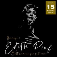 BWW Review: HOMMAGE À EDITH PIAF     C'EST L'AMOR QUI FAIT RÊVER  al Teatro Arciliu Photo