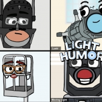 VIDEO: Watch Episode 3 of 4Wall Entertainment's LIGHT HUMOR Photo