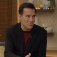 VIDEO: Clive Owen Talks About the Kentucky Derby on LIVE WITH KELLY AND RYAN! Video