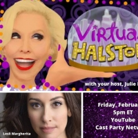 BWW Previews: VIRTUAL HALSTON And Lesli Margherita Start February Right Photo