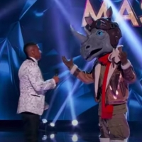 VIDEO: 'The Rhino' is Unmasked on THE MASKED SINGER!