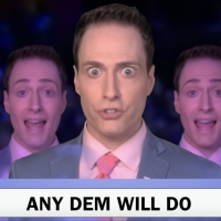 VIDEO: 'Any Dem Will Do' for Randy Rainbow on Super Tuesday! Photo