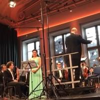 Pervin Chakar Inspires, Singing Opera in Kurdish Photo