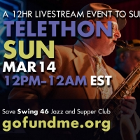 New York Nightlife Staple SWING46 Announces 12-Hour Telethon Fundraiser Photo