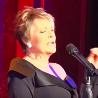 Video Flashback: Lorna Luft Performs 'The Man That Got Away' at Feinstein's/54 Below Photo