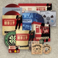 Flogging Molly Announce 'Swagger' 20th Anniversary Limited Edition Vinyl Box Set Photo