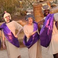 BWW Review: MILES GLORIOSUS at Joshua Tree Summer Theatre Photo