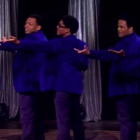 VIDEO: The Cast of AIN'T TOO PROUD Performs with Motown Songwriters Eddie and Brian Holland
