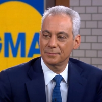 VIDEO: Watch Rahm Emanuel Interviewed on GOOD MORNING AMERICA Photo