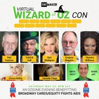 Todrick Hall, Shanice Williams & More Will Take Part in VIRTUAL WIZARD OF OZ CON This Photo