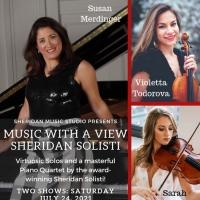 Pianist Susan Merdinger And The Sheridan Solisti to Perform Concert at Sheridan Music Photo