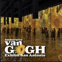 Immersive Van Gogh in San Antonio Photo