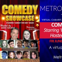 MetropolitanZoom to Present Comedy Showcase Starring 'Comedy for Kids' Grads Photo
