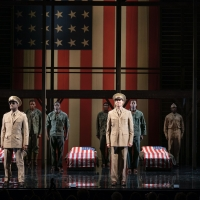 BWW Flashback: A SOLDIER'S PLAY Concludes Broadway Run Photo