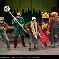 BWW Review: UP AND AWAY at Broadway Rose Photo