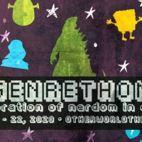 GENRETHON - A Celebration Of Nerdom In Comedy Begins This Month Photo