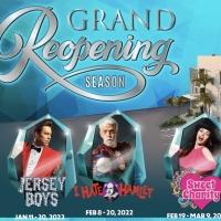 Maltz Jupiter Theatre Announces New 2022 Season; JERSEY BOYS, SWEET CHARITY, Stephani Photo