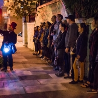 Haunt The Holidays With SF Ghost Hunt: Virtual Fireside Stories! Photo