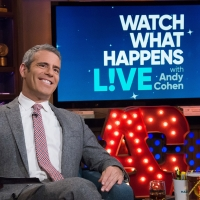 WATCH WHAT HAPPENS LIVE WITH ANDY COHEN Returns Oct. 11 Photo
