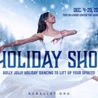 KC Ballet Announces THE HOLIDAY SHOW at Bolender Center Photo