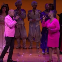 VIDEO: Regina Belle & Peabo Bryson Reunite at ALADDIN on Broadway to Sing 'A Whole New World'