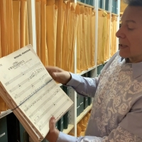 BWW Exclusive: Conversations and Music with Michael Feinstein- The Music Library! Photo
