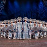 The National Dance Company Of Siberia Premieres New Folk Dance Show