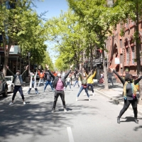 First Ever Socially-Distanced Flash Mob Receives Honorable Mention From NY Governor Andrew Cuomo