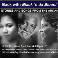 Musicians from the Arkansas Delta Featured in BLACK 'N DA BLUES Photo