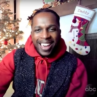 VIDEO: Leslie Odom Jr. Sings 'It's Beginning to Look a Lot Like Christmas' on GOOD MORNING AMERICA