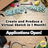 Applications Now Open For PSL Comedy's First Annual Sketch-Mess, A Virtual Comedy Project Photo