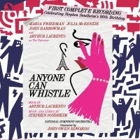 BWW CD Review: ANYONE CAN WHISTLE, Finally Photo