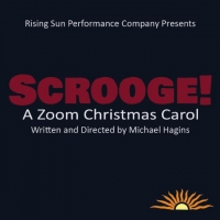 Cast Announced for the World Premiere of SCROOGE! A ZOOM CHRISTMAS CAROL Photo