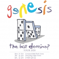 Genesis Announces The Last Domino? Tour 2020
