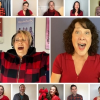 VIDEO: Lorna Luft, Karen Ziemba & the National Tour Cast of WHITE CHRISTMAS Perform ' Photo