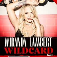 Miranda Lambert Announces Wildcard Tour
